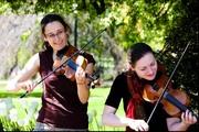 Julie Metcalf and Mariel Vandersteel - presented by notloB Parlour Concerts