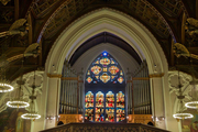 Holiday Concert, with the Copley Singers accompanied by St. Mary's historic 1892 Woodberry and Harris 3 manual organ