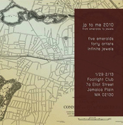 OPENING RECEPTION: JP to Me 2010… from Emeralds to Jewels