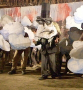 Bread & Puppet Theater returns to the Cyclorama -- in late January 2015