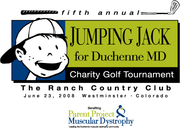 5th Annual Jumping Jack for Duchenne MD Charity Golf Tournament