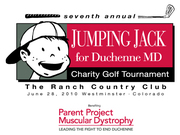 7th Annual Jumping Jack for Duchenne MD Charity Golf Tournament