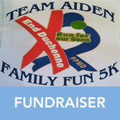 Team Aiden's Family Fun 5K Run/Walk