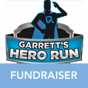 Garrett's Hero Run at ETSU