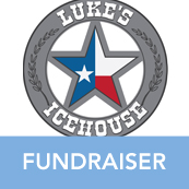 Luke's Ice House TX Fundraiser