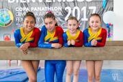COPA PANATHLON 2017 NIVEL 3 PREMIACION