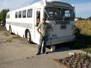 Fageol Classic Bus Conversion