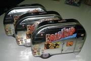 Road Trip Game tins