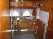 Vintage Yellowstone Travel Trailer