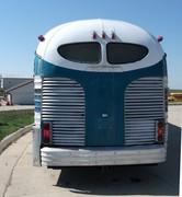 1947 GMC PD 3751 Greyhound Bus