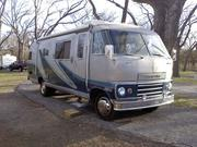 My 1977 Travco at kerrville State Park