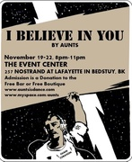 AUNTS  'i believe in you'