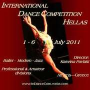 International Dance Competition - Hellas