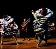 Dance Faustin Linyekula/Studios Kabako: more more more… future