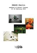 SMASH Berlin - weekend of Master Classes 23/24 Feb 2013