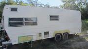 1975 FLEETWOOD PROWLER repaint exterior
