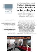 Posthuman Corporealities > Workshop Series #1
