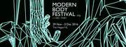 Modern Body Festival 2016: I/WE/THEY