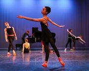 Schimmel Center presents NYTB's Uptown/Downtown/Dance