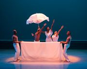 Works & Process at the Guggenheim presents Alvin Ailey American Dance Theater at 60
