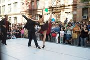 Ballet Hispánico Celebrates Hispanic Heritage Month With Dance! Thousands Attended September 16 A La Calle Block Party