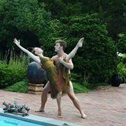 Amanda Selwyn Dance Theater Performed GREEN AFTERNOON VI