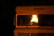 Jack's winne fire reflection