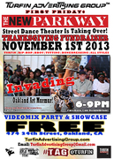 Turfin Advertising Group Presents: STREET DANCE THEATER