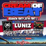 Cream of Beat Reunion ft. Luniz, Mind Motion, Apollo, Shortkut, Fuze, D-Sharp, + more