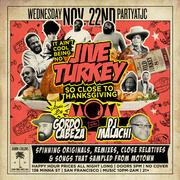 It Ain't Cool Being No Jive Turkey
