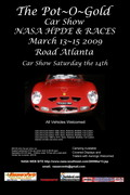 2nd Annual Po~O~Gold Car Show and Road Race