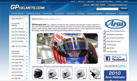 GPhelmets.com