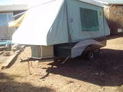 My first tent trailer in 2009
