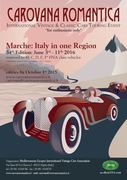CAROVANA ROMANTICA 2016 - The Marche: Italy in one region.