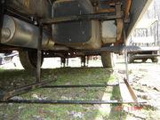 RV Waste Water Tank Storage