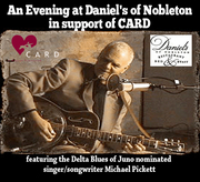 Dinner at Daniel's of Nobleton in support of CARD