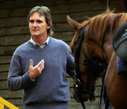 Chris Irwin Demonstration - Horse Training for Human Potential
