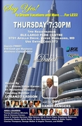 Dream Vacations Networking Event Thursdays
