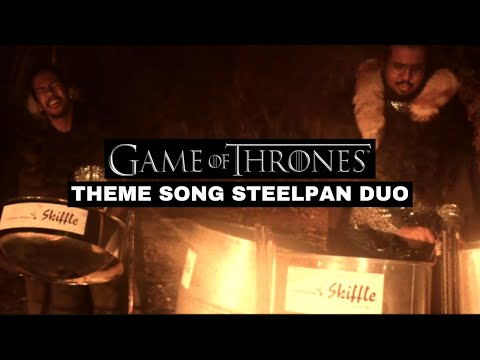 Game Of Thrones Theme Song Cover | Steelpan Duo by Joshua and Nicholas of House Regrello