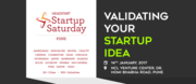 Validating your Startup Idea - Startup Saturday Pune