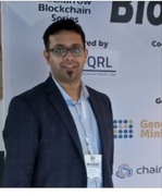 Another Immersive talk on Blockchain with Mr. Mayank Jain - Head of India at Cofound.it