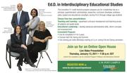 Online Open House - LIU CW Post Doctoral Program