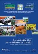 EIMA INTERNATIONAL 2012 Bolonia: Feria Internacional de Maquinaria Agrícola, Italia