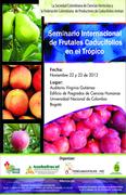 Seminario Internacional de Frutales Caducifolios en el Trópico