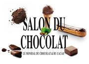 Salon du Chocolat 2012 París: Salón del Chocolate de París