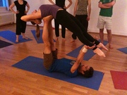 WORKSHOP ACROYOGA AND ANUSARA-INSPIRED™ YOGA WITH MANEL RODRIGUES AND VINCENT PEZET- JUNE 16TH- 19TH