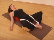 """Chillout Saturday"" - Restorative Yoga Workshop - mit Jasmine Jolley"