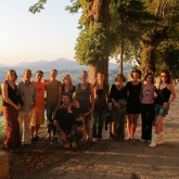 Intensive Yogaferien in Italien im August