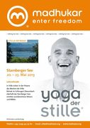 Yoga der Stille - Retreat mit Madhukar
