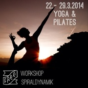 Yoga & Pilates in Andalusien